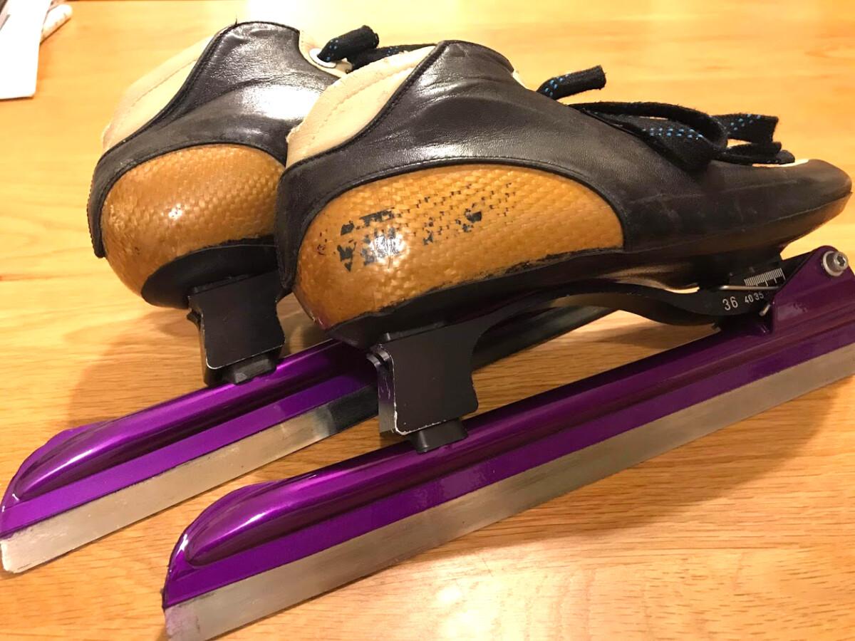 スラップスケートブレード